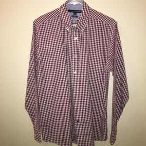 Tommy Hilfiger Men's Classic Fit Check Shirt